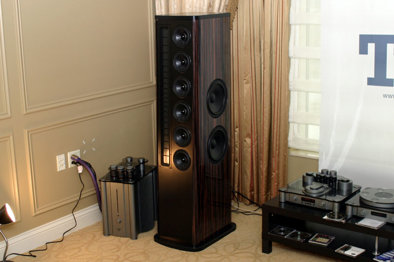 The Audio Beat Ces Amp The Show 2011 Hot Product T A