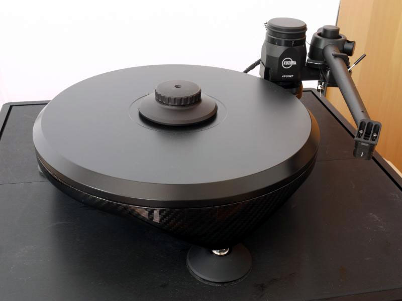 Grand Prix Audio Monaco 1 5 Turntable - The Audio Beat - www