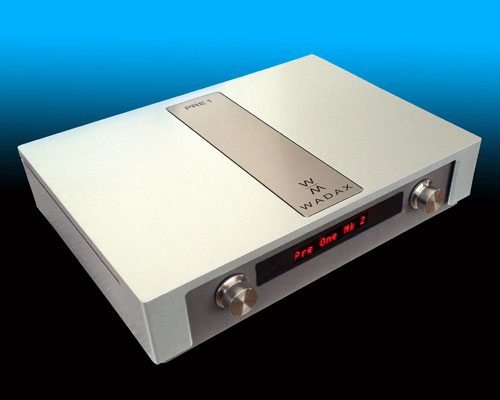 Wadax Pre 1 Mk 2 Digital Preamplifier with Phono Stage and