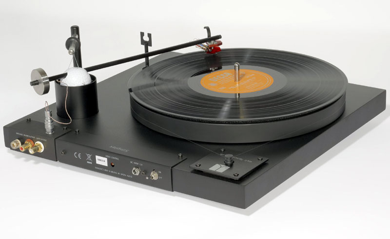 The Audio Beat Well Tempered Lab Simplex Turntable