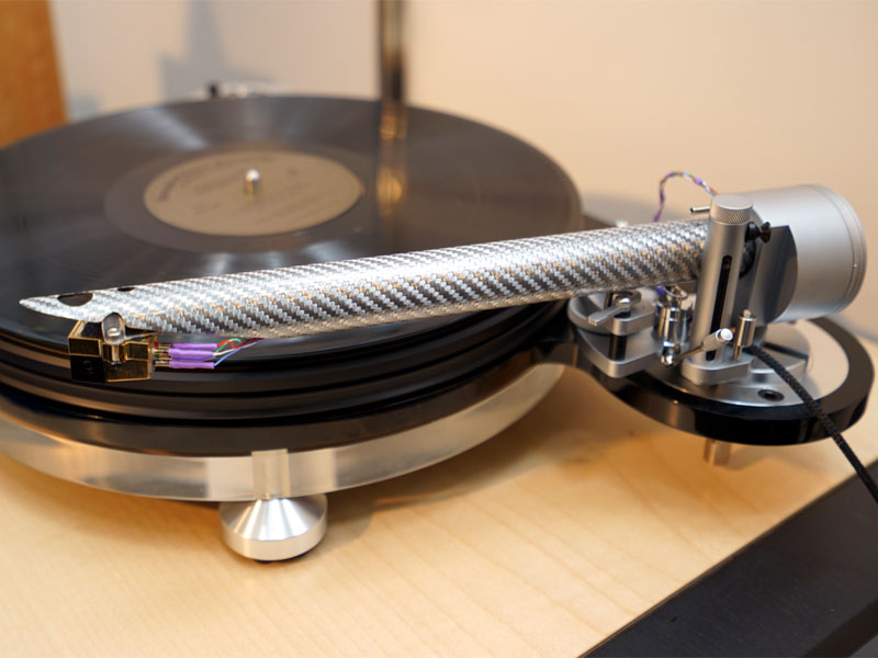 Tonearms at High End 2017 - The Audio Beat - www