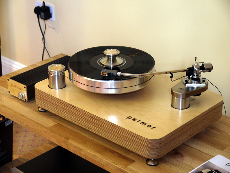 Palmer Audio 2 5 Turntable What Hi Fi