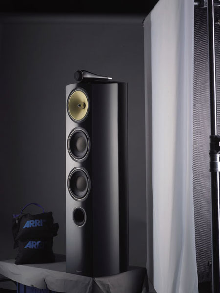 Bowers Wilkins Speakers >> The Audio Beat - High-Tech and Aesthetic Design Unite in B ...